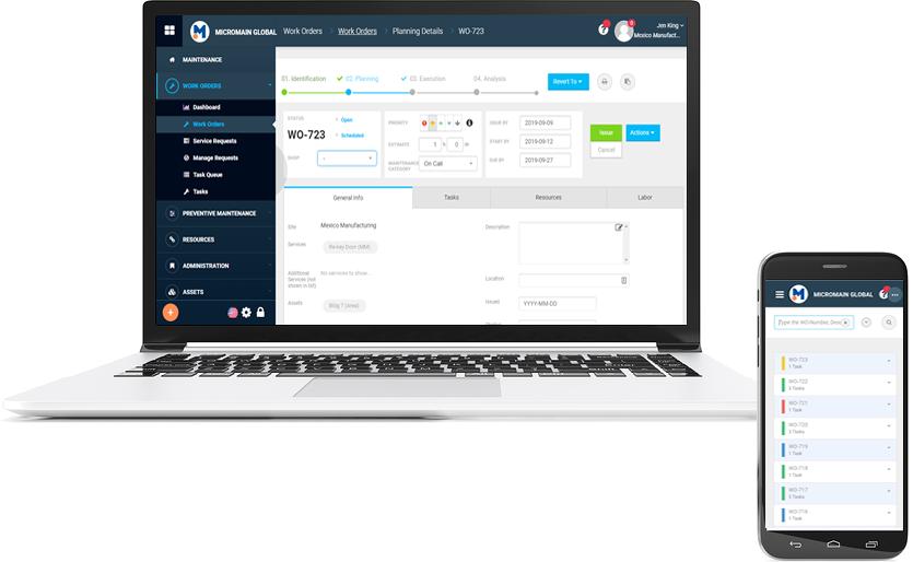 work-order-software-screenshots